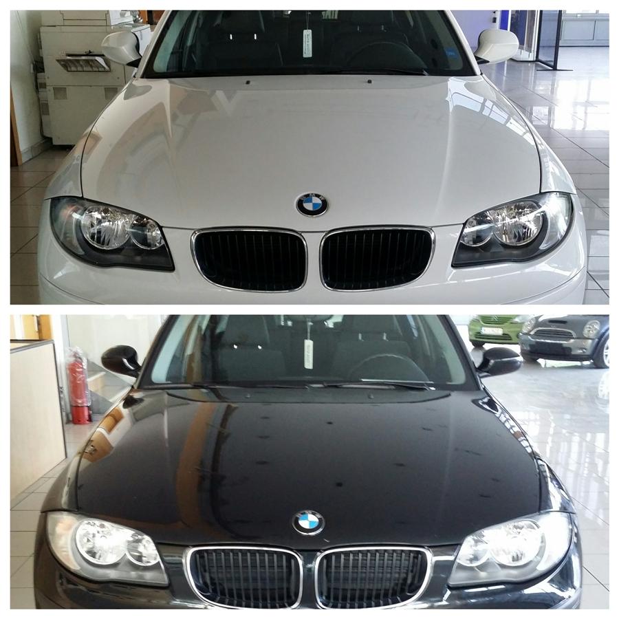 """BMW 116 Μόλις πουλήθηκαν οι δύο """"μπέμπες"""" στη Θεσσαλονίκη :-)"""