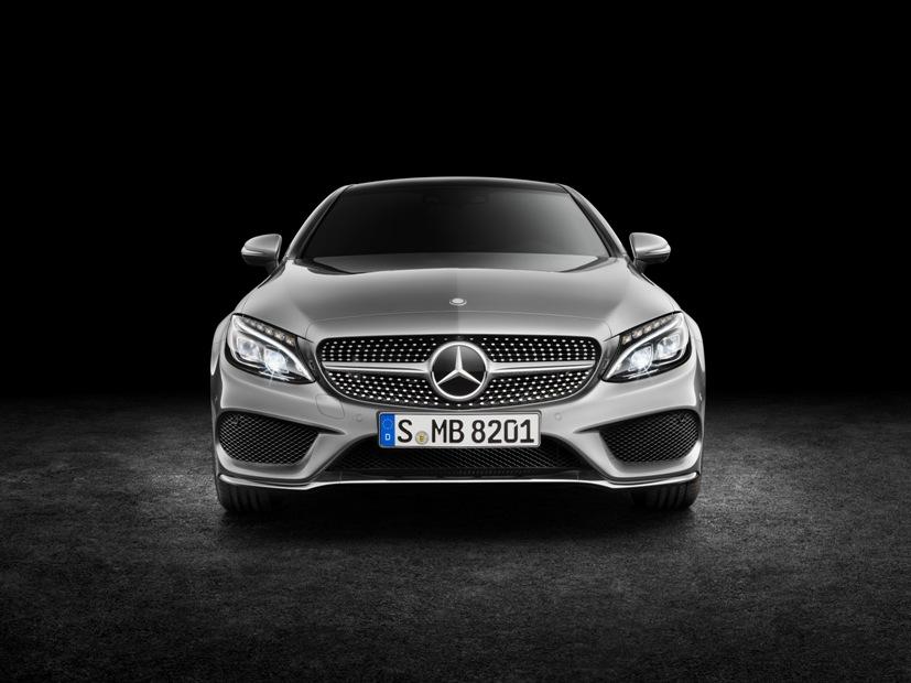 Mercedes Benz C300 Auto Spot