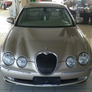 Jaguar S-Type '03