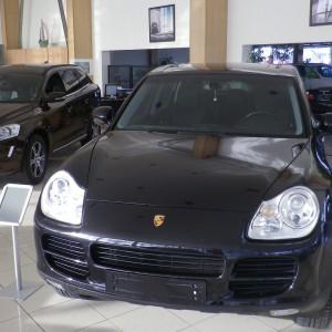 Porsche Cayenne 3,2 V6 '06