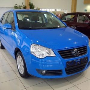 Volkswagen Polo DIESEL '08