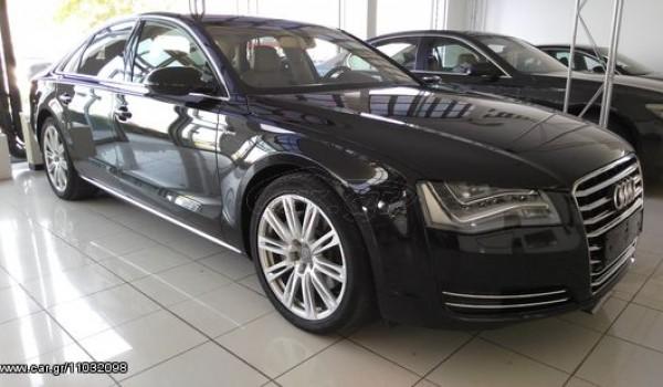 Audi A8 HYBRID '12